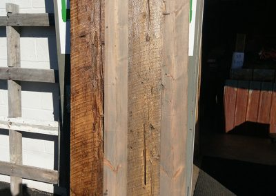 Old growth lumber