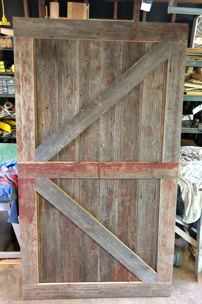 Custom_Door5 & Barn Doors - Reclaimed Michigan
