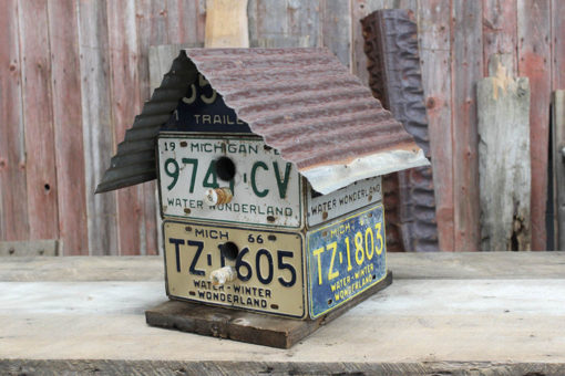 Bird House from our ever changing inventory of unique items coming from barns and historic buildings